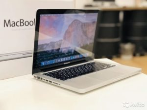 Apple MacBook Pro 13 Mid 2012 (арт.22702)