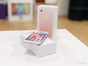 Apple IPhone 7 32gb Rose Gold (арт.22709)