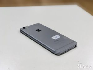 Apple IPhone 6 32gb Space Gray (арт.22682)