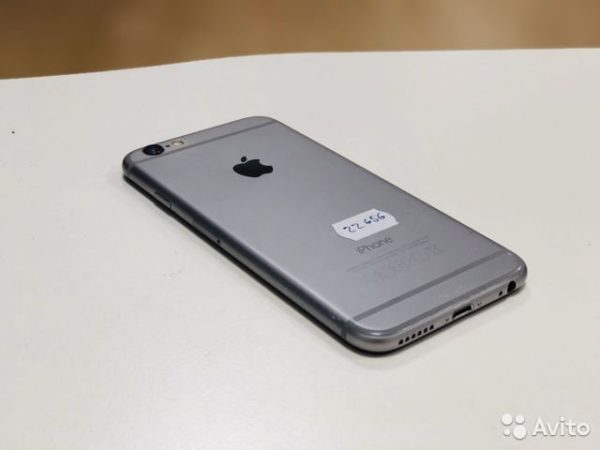 Apple IPhone 6 64gb Space Gray (арт.22656)