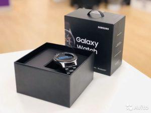 Samsung Galaxy Watch 46mm Silver (арт.22736)