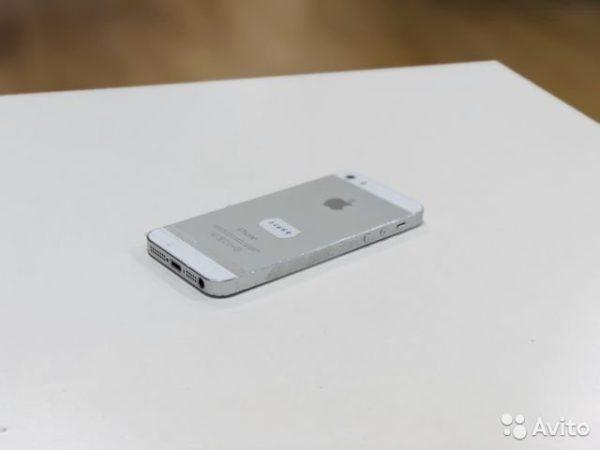 Apple IPhone 5s 16gb Silver (арт.22664)