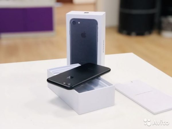 Apple IPhone 7 32gb Black (арт.22737)