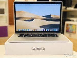 Apple MacBookPro 15 Early 2013 (арт.22636)