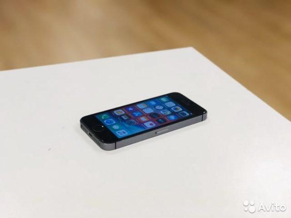 Apple Iphone 5s 32gb Space Gray (арт.22763)