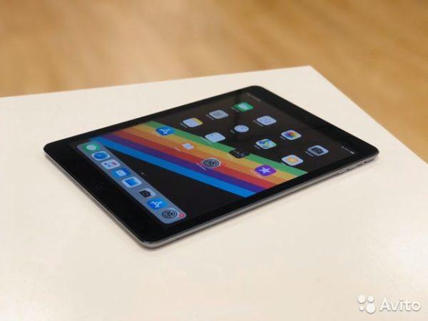 Apple IPad Air 1 32gb Black WiFi+4G (арт.22786)