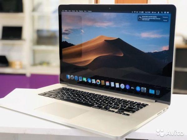 Apple MacBook Pro 15 Mid 2012 (арт.22788)