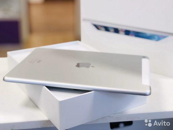 Apple IPad Air 1 32gb Silver WiFi+4G (арт.22742)