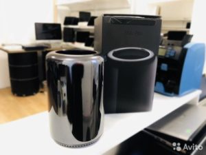 Apple MacPro 6.1 Late 2013 (арт.22789)