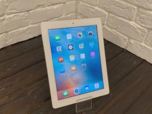 Apple IPad 2 16gb White WiFi[RS/A] (арт. 27407)
