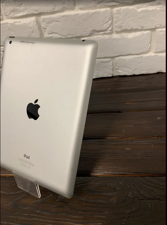 Apple IPad 4 16gb Wi-Fi Silver (арт. 27768)