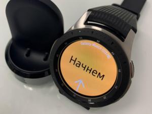 Смарт-часы Samsung S3 Frontier (арт. 28282)