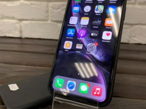 Apple IPhone XR 128gb Black (арт. 28201)