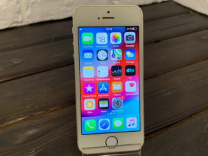 Телефон Apple IPhone 5s 32gb Gold (арт. 28210)