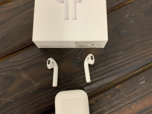 Apple AirPods Gen 1 (арт. 28782)