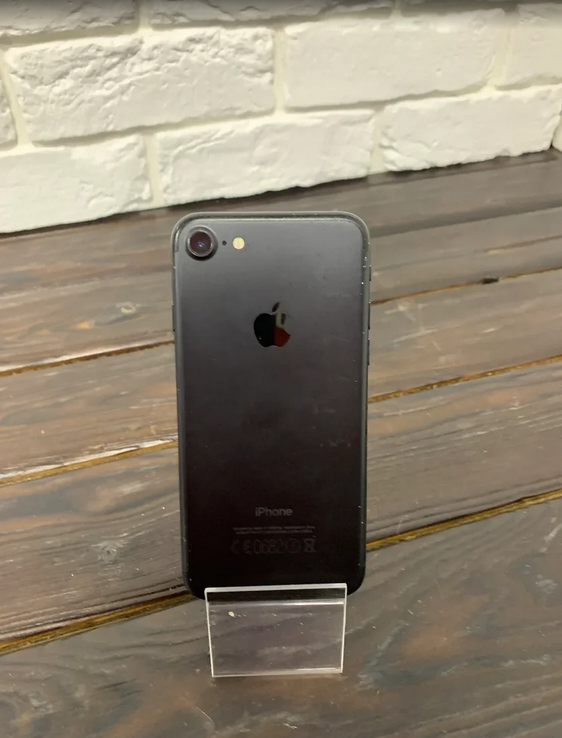 Телефон Apple IPhone 7 32gb Black (арт. 28461)