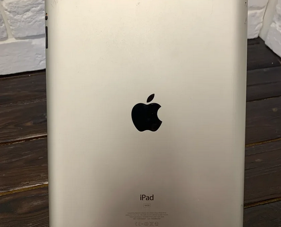 Планшет Apple IPad 2 16gb Wi-Fi + Cellular (арт. 28590)