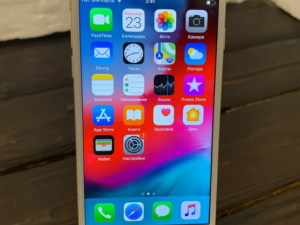 Apple IPhone 6 64gb Gold [No Touch ID] (арт. 28695)