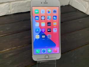 Телефон Apple IPhone 6s Plus 64gb RoseGold (No Touch Id) (арт. 28487)