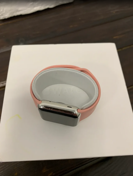 Apple Watch 38mm Steel Series (арт. 29181)