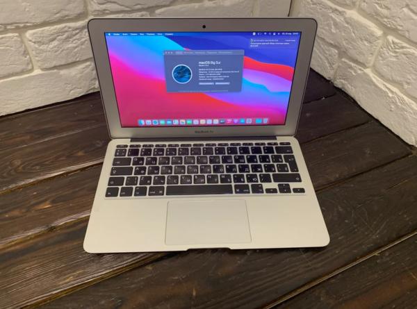 Apple Macbook Air 11 Early 2013 (арт. 29411)