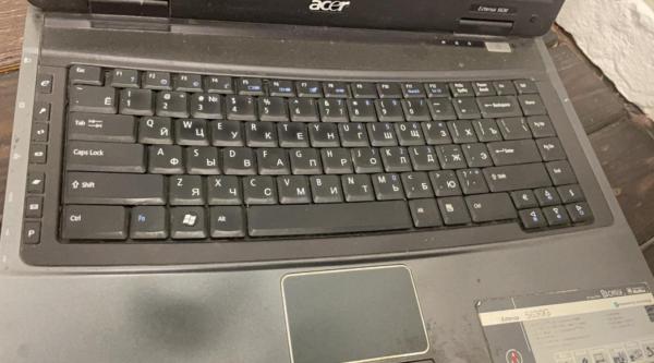 Ноутбук Acer Extensa 5630g-583g25mi (арт. 29844)