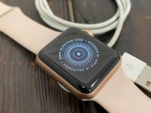 Apple Watch Series 3 38mm RoseGold Ростест (арт. 30212)