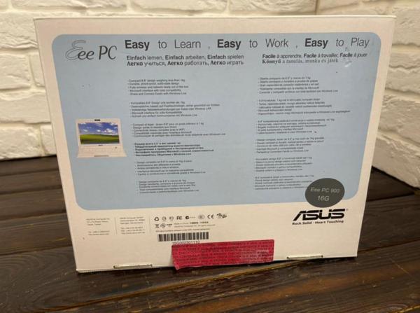 Ноутбук Asus Eee PC 900 (арт. 30334)