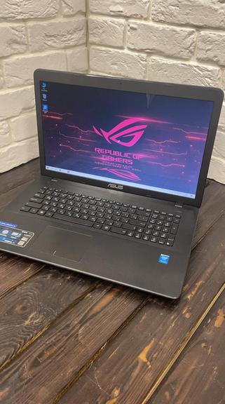 Ноутбук Asus X751ma-ty174h (арт. 30047)