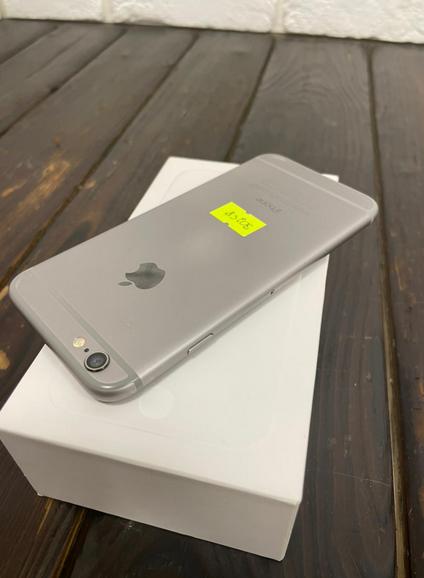 Смартфон IPhone 6 16gb SpaceGray (арт. 30258)