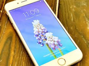 Телефон IPhone 6 128gb Gold (арт. 30131)