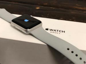 Apple Watch S3 42mm Silver (арт. 30684)