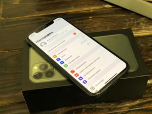 Apple IPhone 11 Pro 256gb Midnight Green (арт. 30725)