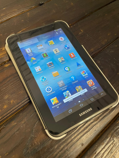 Планшет Samsung GT-P3110 (арт. 30381)