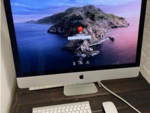 Моноблок Apple IMac 27 Late 2013 (арт. 30682)