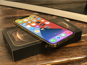 Apple IPhone 12 Pro Max 256gb Gold (арт. 30722)