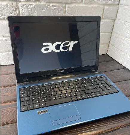 Ноутбук Acer Aspire 5750zg-b943g32mnbb (арт. 31191)