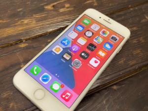 Apple IPhone 8 64gb Silver (арт. 30763)