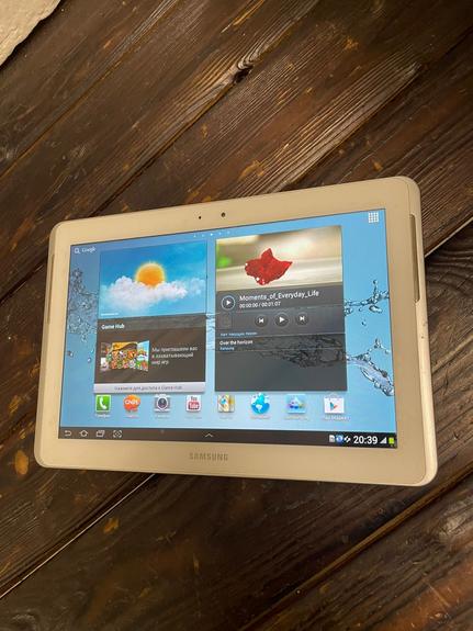 Планшет Samsung GT-P5100 (арт. 31412)
