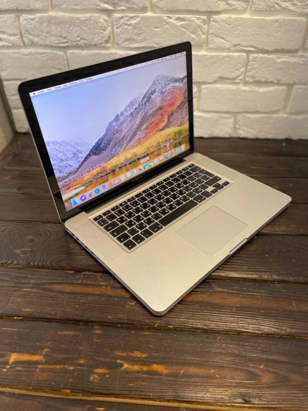 Apple MacBook Pro 15 Early 2011 (арт. 30836)