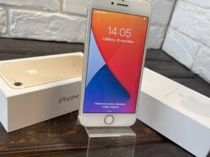 Телефон IPhone 7 32gb Gold (арт. 31576)