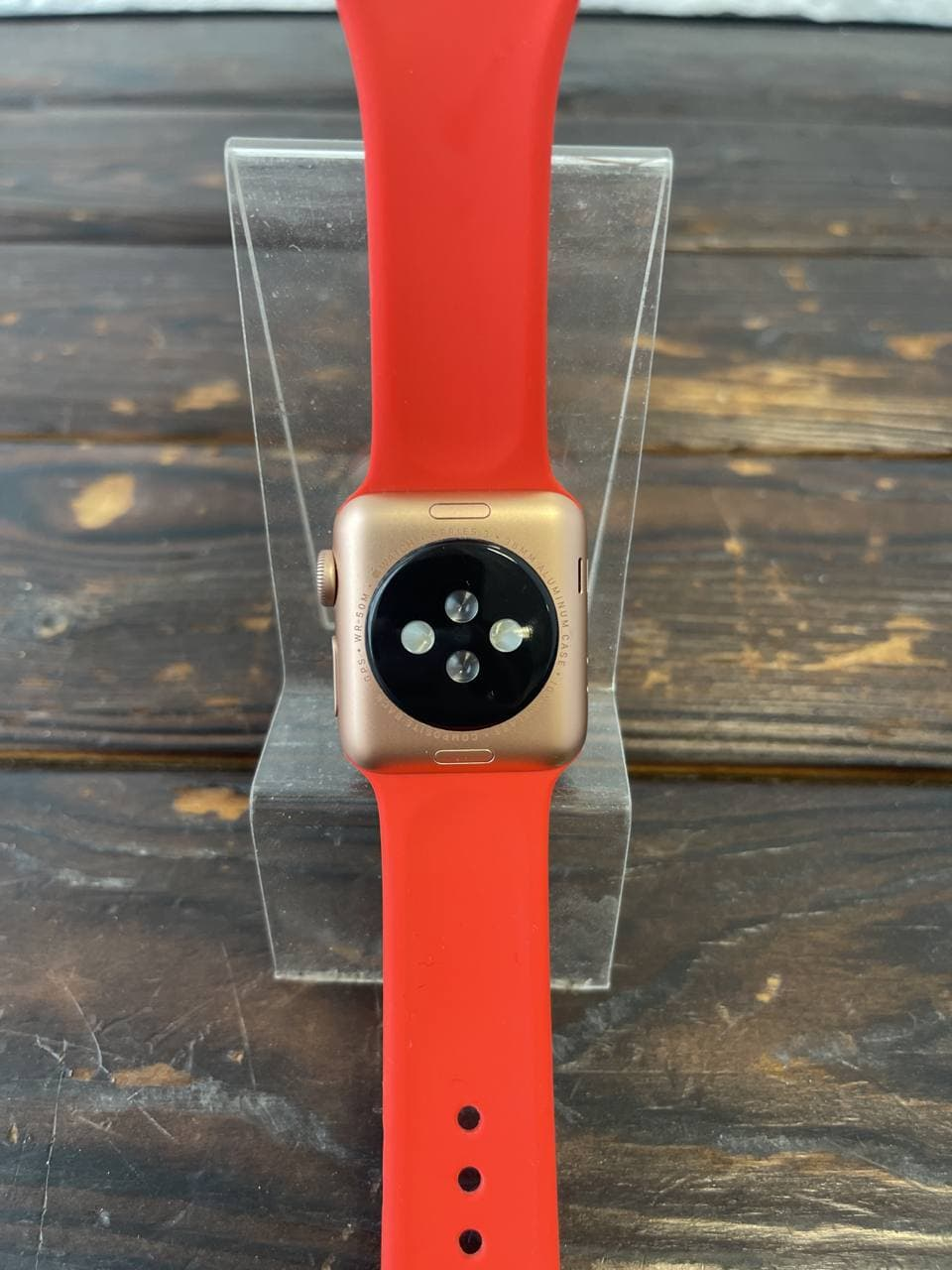 Apple Watch S3 38mm Gold (арт. 31695)