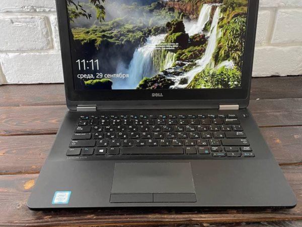 Ноутбук DELL Lattitude E7270 FullHD (арт. 31739)