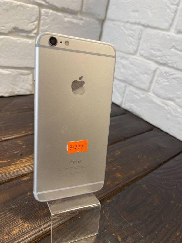 IPhone 6 Plus 16gb Silver (арт. 31221)