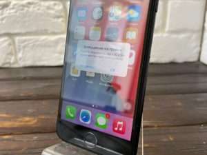 Телефон IPhone 7 32gb Black (арт. 32092)