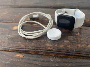 AppleWatch Series 4 40mm Silver Ростест (арт. 32310)