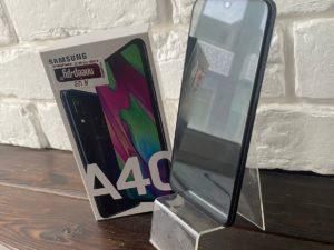 Samsung Galaxy A40 4Ram/64Rom (арт. 32288)