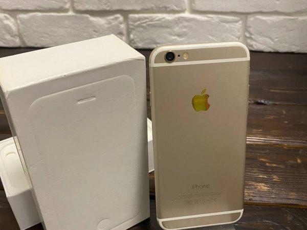 IPhone 6 16gb Gold (арт. 31521)
